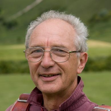 Picture of speaker Geoffrey Payne